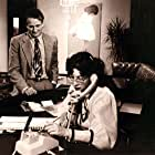 """Gillien Goll with Robin Williams in """"Seize the Day (1986)"""""""