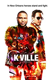 Anthony Anderson and Cole Hauser in K-Ville (2007)
