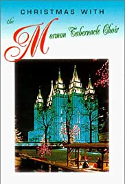 christmas with the mormon tabernacle choir poster