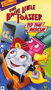 New movies downloads free The Brave Little Toaster to the Rescue USA [Bluray]