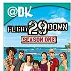 Corbin Bleu, Hallee Hirsh, Jeremy James Kissner, Kristy Wu, Allen Alvarado, Johnny Pacar, and Lauren Storm in Flight 29 Down (2005)