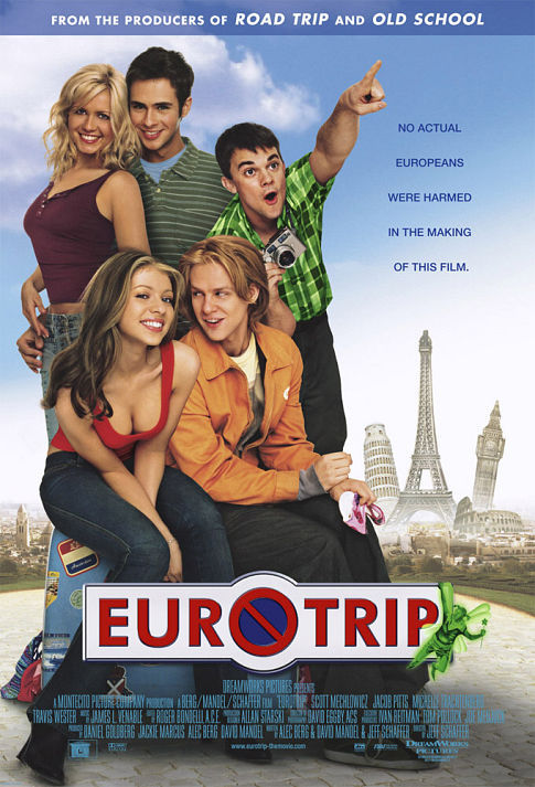 18+ EuroTrip 2004 English 290MB BluRay Download