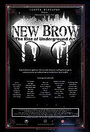 New Brow: Contemporary Underground Art Poster