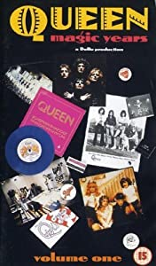 MP4 free downloads movies Queen: Magic Years, Volume One - A Visual Anthology [1280x768]
