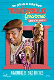 Raymond Pozo and Miguel Céspedes in Tubérculo Gourmet (2015)