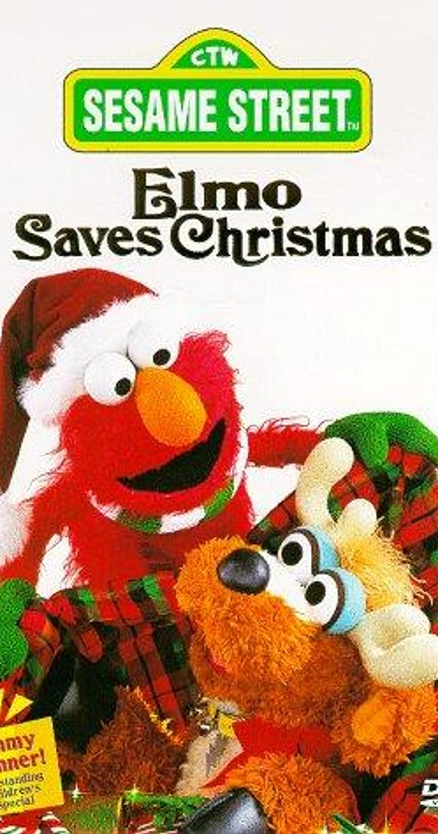 Elmo Saves Christmas (Video 1996) - IMDb