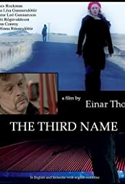 The Third Name Poster