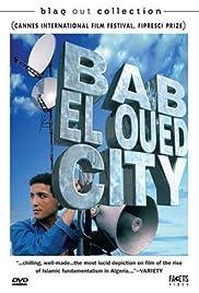 Bab El Oued City Poster