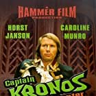 Horst Janson and Caroline Munro in Captain Kronos: Vampire Hunter (1974)