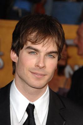 Ian Somerhalder at an event for 12th Annual Screen Actors Guild Awards (2006)