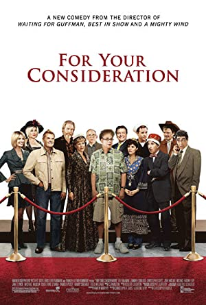 For Your Consideration Poster Image