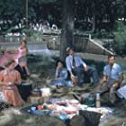 """Picnic"" Kim Novak, Betty Field, Arthur O'Connell, Rosalind Russel, William Holden, Susan Strasberg, Verna Felton 1956 Columbia"