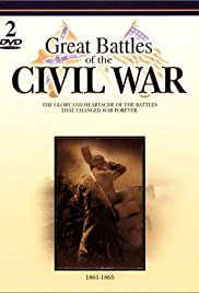 The Great Battles of the Civil War Poster