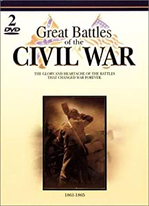 New hollywood movies trailers download The Great Battles of the Civil War USA [320x240]