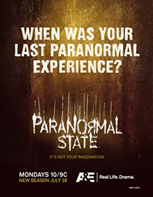 poster for Paranormal State