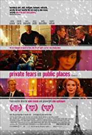 Private Fears In Public Places (Coeurs) Poster