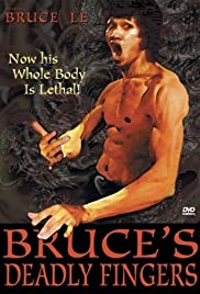 Bruce's Fingers Poster