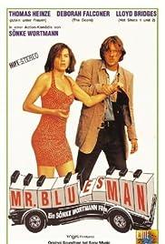 Mr. Bluesman Poster