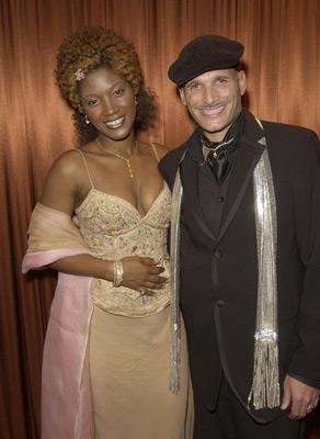 Yolonda Ross and Phillip Bloch
