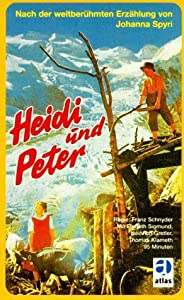 Spanish movie downloads Heidi und Peter by Luigi Comencini [DVDRip]
