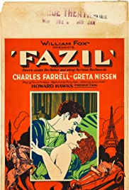 Fazil(1928) Poster - Movie Forum, Cast, Reviews
