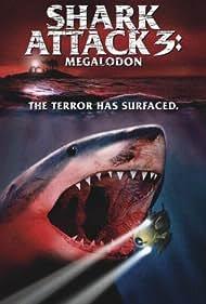 Shark Attack 3: Megalodon (2003) Poster - Movie Forum, Cast, Reviews