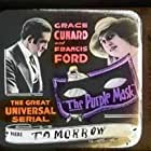 Grace Cunard and Francis Ford in The Purple Mask (1916)