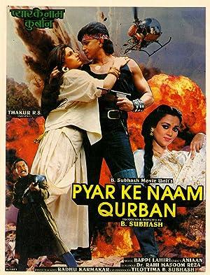 Pyar Ke Naam Qurban movie, song and  lyrics