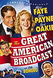 The Great American Broadcast(1941) Poster - Movie Forum, Cast, Reviews