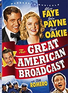 New movies good to watch The Great American Broadcast by Walter Lang [420p]