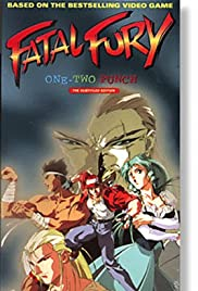 Fatal Fury: Legend of the Hungry Wolf (1992) Poster - Movie Forum, Cast, Reviews