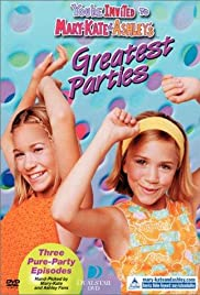 You're Invited to Mary-Kate & Ashley's Greatest Parties Poster