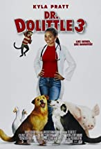 Primary image for Dr. Dolittle 3