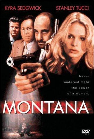 John Ritter, Robbie Coltrane, Kyra Sedgwick, and Stanley Tucci in Montana (1998)