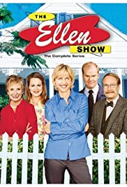 The Ellen Show Poster - TV Show Forum, Cast, Reviews