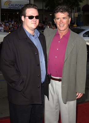 Alan Thicke at an event for Windtalkers (2002)