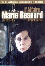 L'affaire Marie Besnard Poster