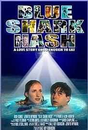 Blue Shark Hash Poster
