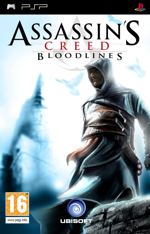 Assassin S Creed Bloodlines 2009