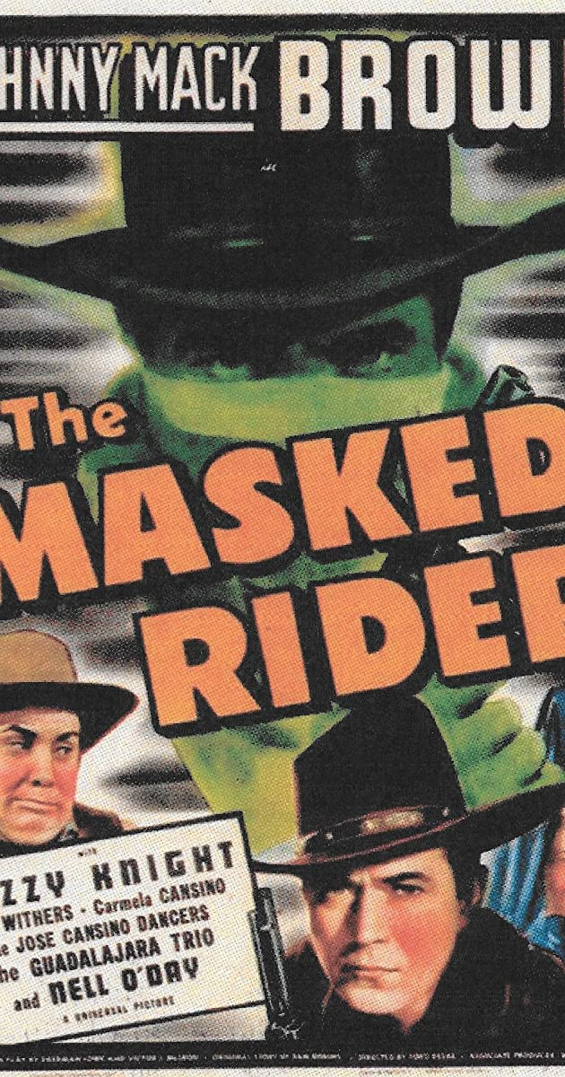 The Masked Rider (1941) Subtitles