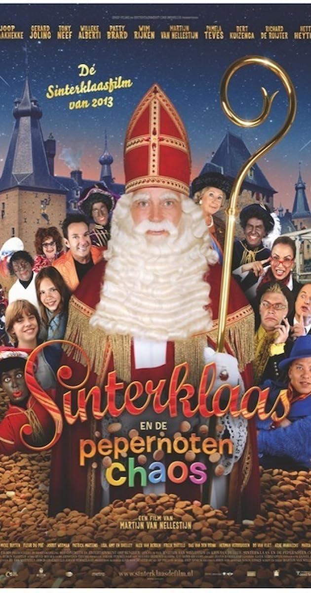 Sinterklaas En De Pepernoten Chaos 2013 Imdb
