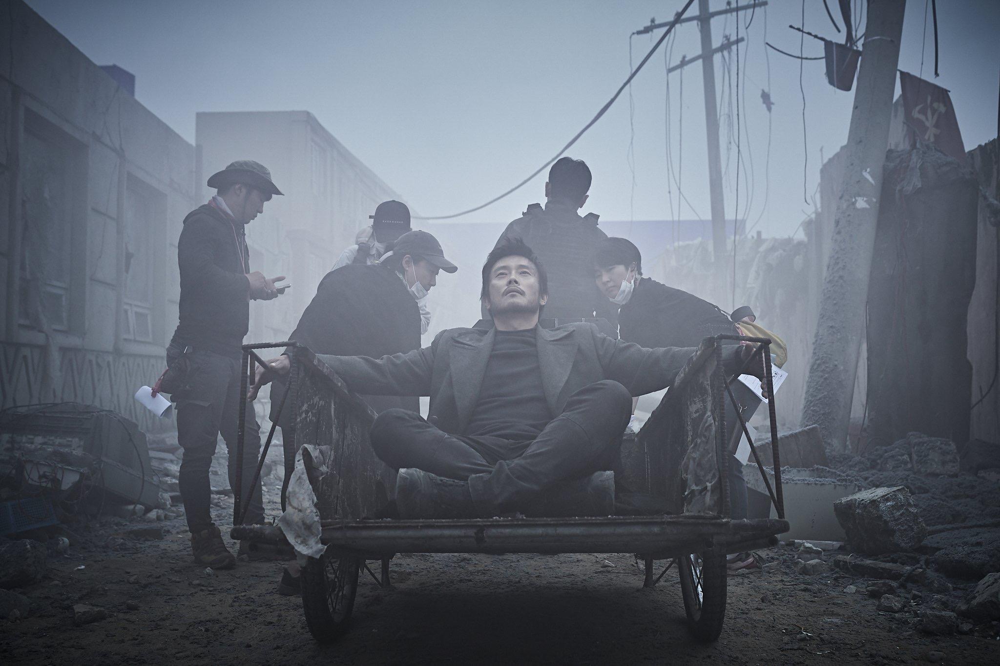 Lee Byung-Hun in Baekdusan (2019)