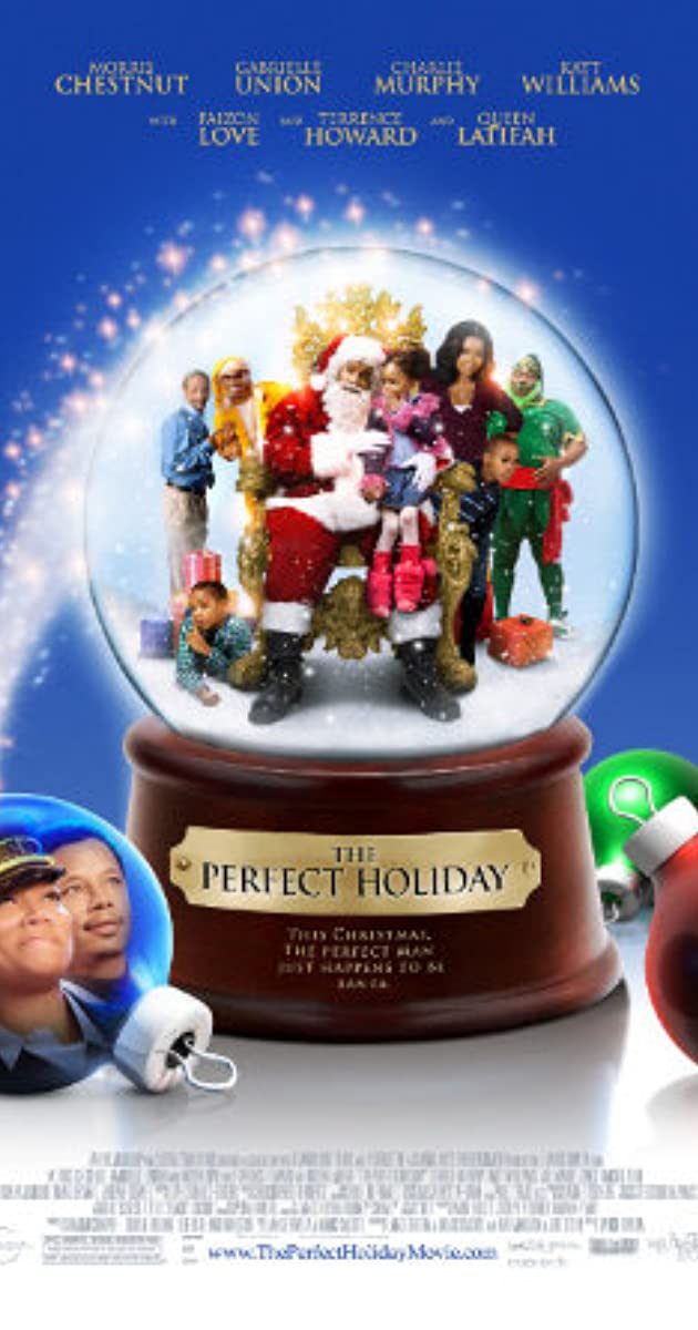 the perfect holiday 2007 imdb - Queen Latifah Christmas Movie