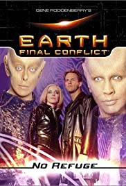 Earth: Final Conflict Poster - TV Show Forum, Cast, Reviews