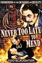 Primary image for It's Never Too Late to Mend
