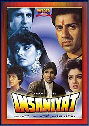 Amitabh Bachchan Insaniyat Movie