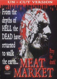 Movie mpg download Meat Market [HDRip]