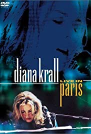Diana Krall: Live in Paris Poster