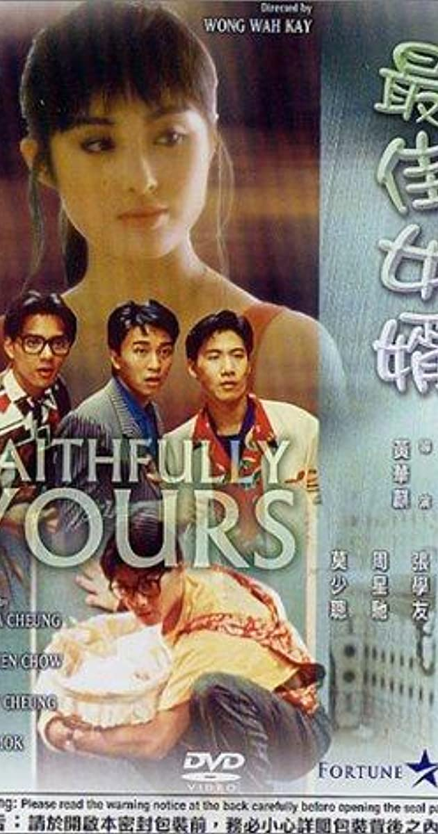 Tình Anh Thợ Cạo - Faithfully Yours (1988)