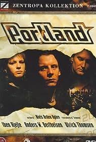 Iben Hjejle, Anders W. Berthelsen, and Ulrich Thomsen in Portland (1996)